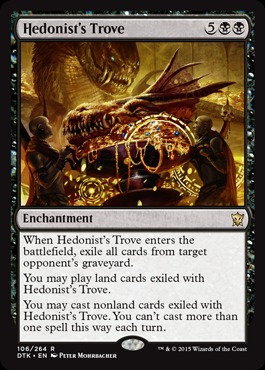 Hedonists Trove - Foil