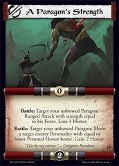 A Paragon's Strength