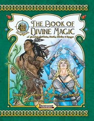 Book of Divine Magic