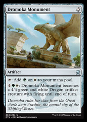 Dromoka Monument - Foil