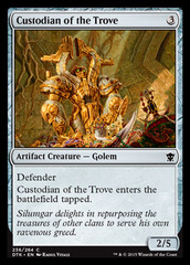 Custodian of the Trove - Foil
