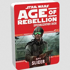 Star Wars: Age of Rebellion - Slicer Specialization Deck