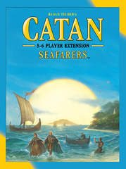 Catan: Seafarers - 5-6 Player Extension (2015)