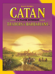 Catan: Traders & Barbarians - 5-6 Player Extension (2015)
