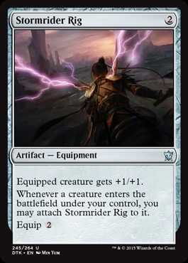 Stormrider Rig - Foil
