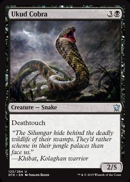 Ukud Cobra - Foil