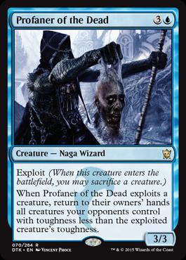 Profaner of the Dead - Foil
