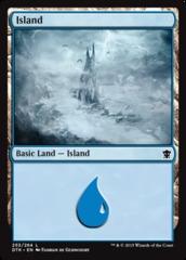 Island (253) - Foil