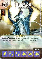 Blue Dragon - Master Dragon (Card Only)