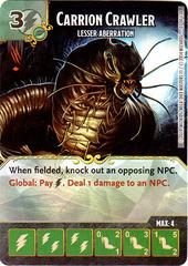 Carrion Crawler - Lesser Aberration (Card Only)