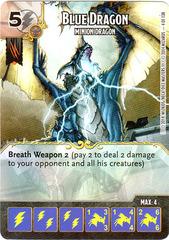 Blue Dragon - Minion Dragon (Die & Card Combo)
