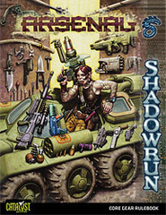 Shadowrun: Arsenal