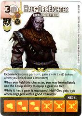 Half-Orc Fighter - Paragon Zhentarim (Die & Card Combo)