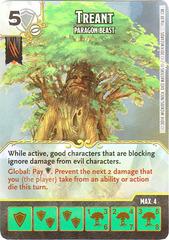 Treant - Paragon Beast (Die & Card Combo)