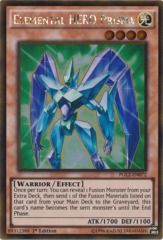 Elemental HERO Prisma - PGL2-EN072 - Gold Rare - 1st Edition