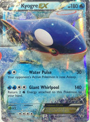 Kyogre-EX - XY41 - Legends of Hoenn Collector's Tin Promo