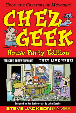 Chez Geek: House Party Edition