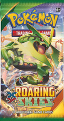 XY Roaring Skies Booster Pack