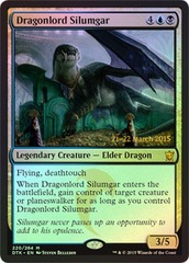 Dragonlord Silumgar - Foil - Prerelease Promo