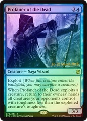 Profaner of the Dead - Dragons of Tarkir Prerelease Promo