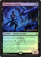 Silumgar Assassin (Dragons of Tarkir Prerelease Foil)