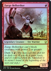 Zurgo Bellstriker (Dragons of Tarkir Prerelease Foil)