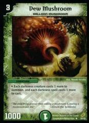 Dew Mushroom