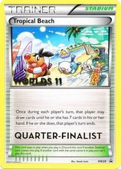 Tropical Beach (Quarter Finalist) - BW28 - Promotional