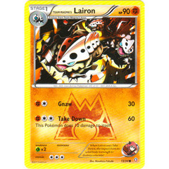Team Magma's Lairon - 13/34 - Common