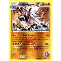 Team Magma's Aggron - 14/34 -  Rare - Reverse Holo