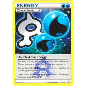 Double Aqua Energy - 33/34 - Uncommon