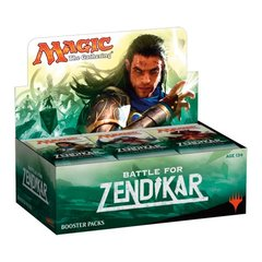 MTG Battle for Zendikar Booster Box (English)