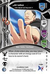 Jirobo - 4th Seat of Squad 7 (Alt)