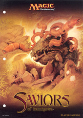 Saviors of Kamigawa Player's Guide