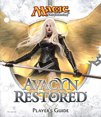 Avacyn Restored Player's Guide