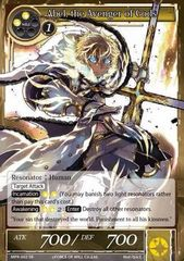 Abel, the Avenger of Gods MPR-002 SR on Channel Fireball