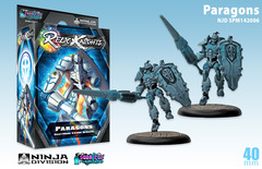 Shattered Sword - Paragons