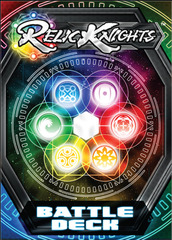 Star Nebula Corsairs - Relic Knights: Battle Deck