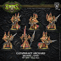 Cataphract Arcuarii - Unit (6)
