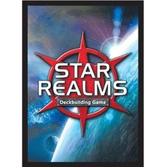 Legion Card Sleeves: Star Realms Logo