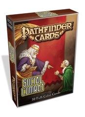 Pathfinder Cards - Social Combat