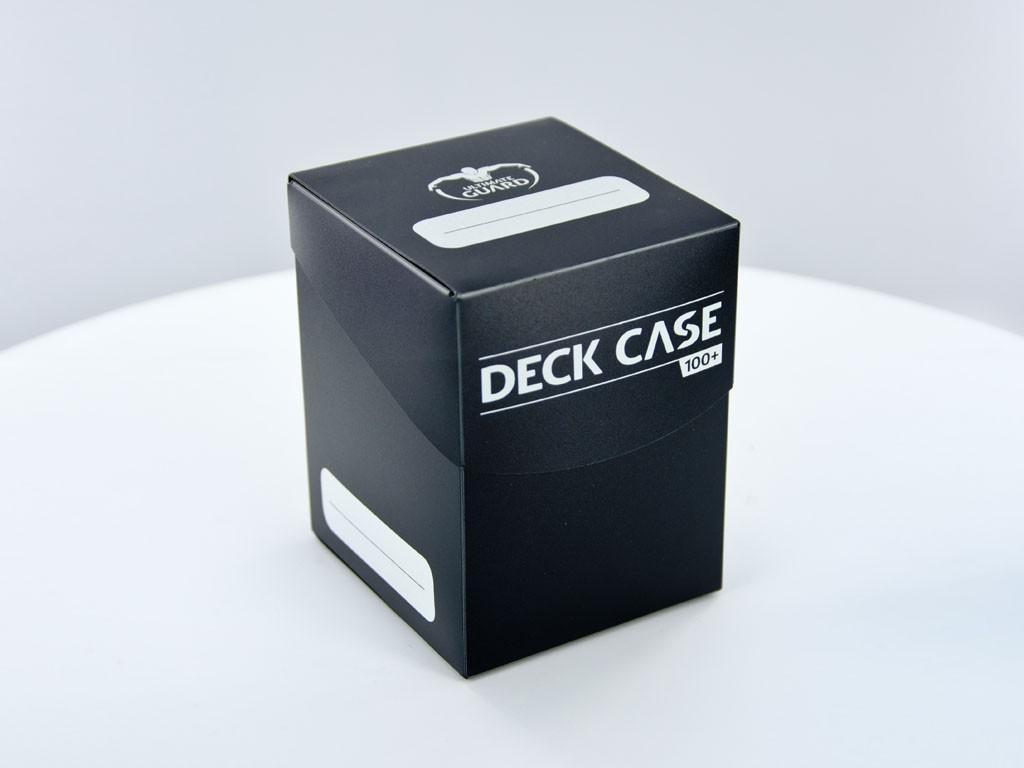 Deck Case 100+ Black