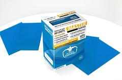 Ultimate Guard - MASTER SLEEVES - Standard size -  blue