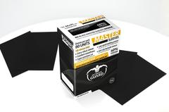 Ultimate Guard - MASTER SLEEVES - Standard size -  black
