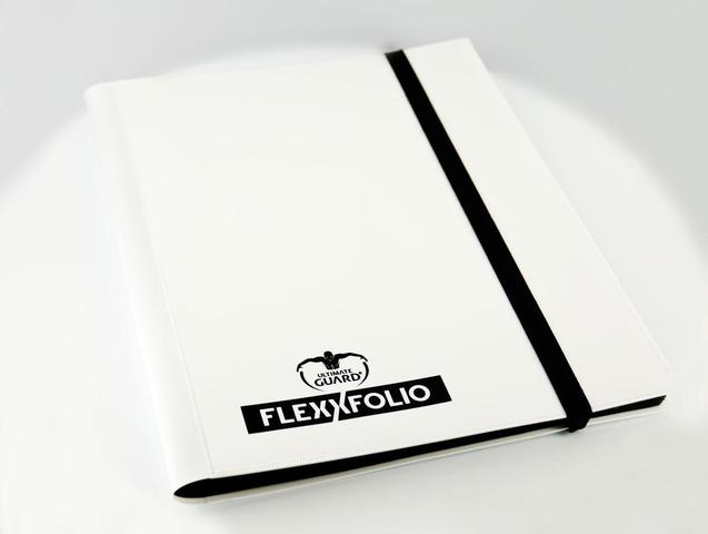 Ultimate Guard FlexXfolio - 4 Pocket -  white
