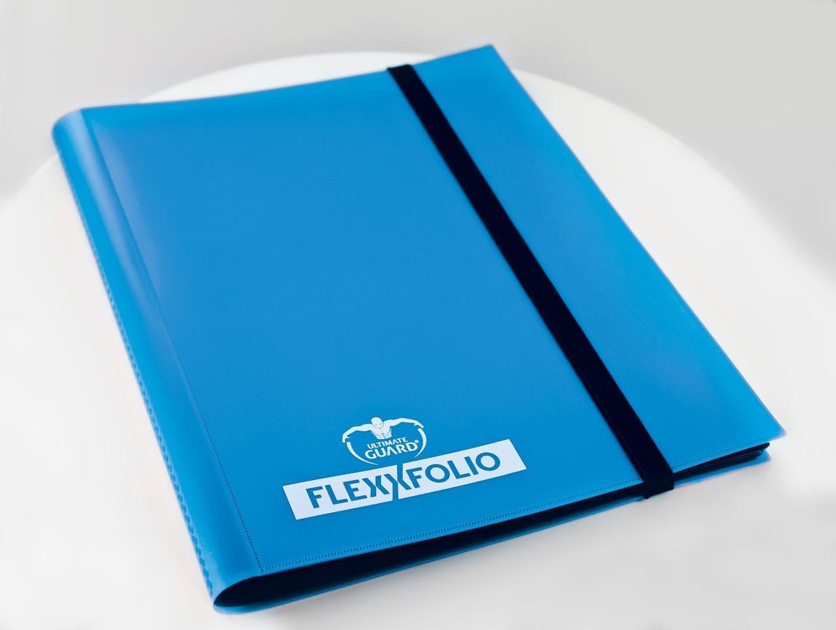 Ultimate Guard FlexXfolio - 4 Pocket -  blue
