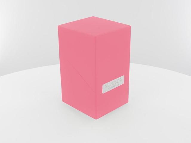 Ultimate Guard MONOLITH DECK CASE 100+ - pink