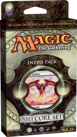 MTG Magic 2011 M11 Intro Pack: Blades of Victory