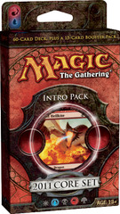 Magic 2011 (M11) Intro Pack: Breath of Fire