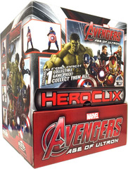 Avengers Age of Ultron Movie Gravity Feed Display